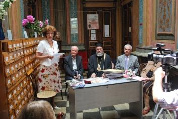 "Lansare Melidonium Biblioteca ""George Radu Melidon"" Roman"