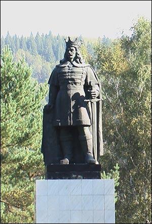 Florin Nan- Pelerinaj în Moldova și Ucraina.