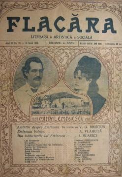 Eminescu si Veronica Micle