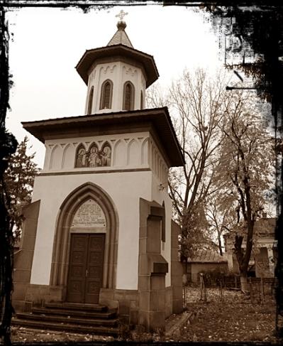 Capela Melchisedec Stefanescu