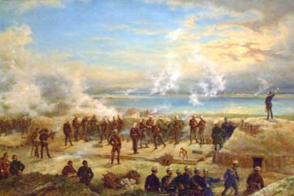 Imagini pentru 1877 regele carol I trecerea armatei române peste dunare photos
