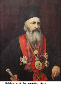 Melchisedec-Stefanescu