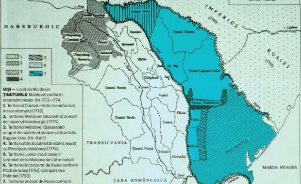 Două secole de la răpirea Basarabiei! | Melidonium