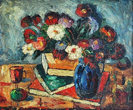 Pictura- Victor Stanciu.