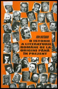 Istoria literaturii de Ion Rotaru