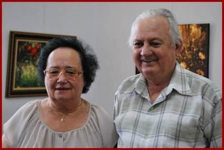 Familia prof. Minodora si Vasile Ursachi