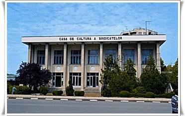 _Casa de Cultura Barlad