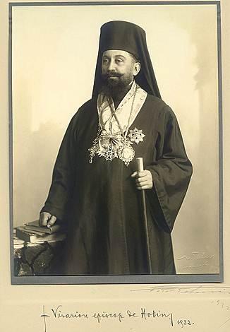 1932 - Episcop de Hotin
