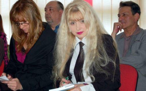 Maria Diana Popescu