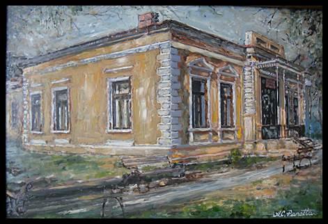 Muzeul de arta Roman3