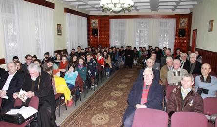 Zilele Visarion Puiu la Protopopiatul Pascani, feb. 2013